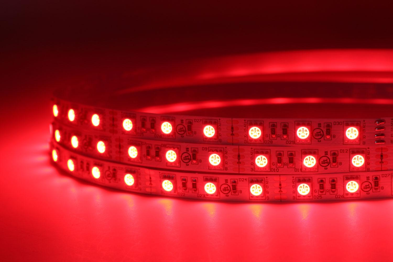 5050 12V RGB Color LED Strip Lights