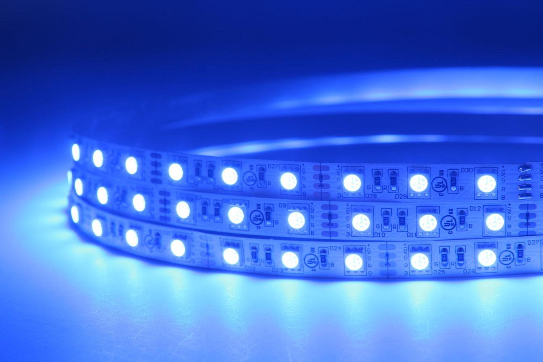 5050 RGB Color LED Strip Lights
