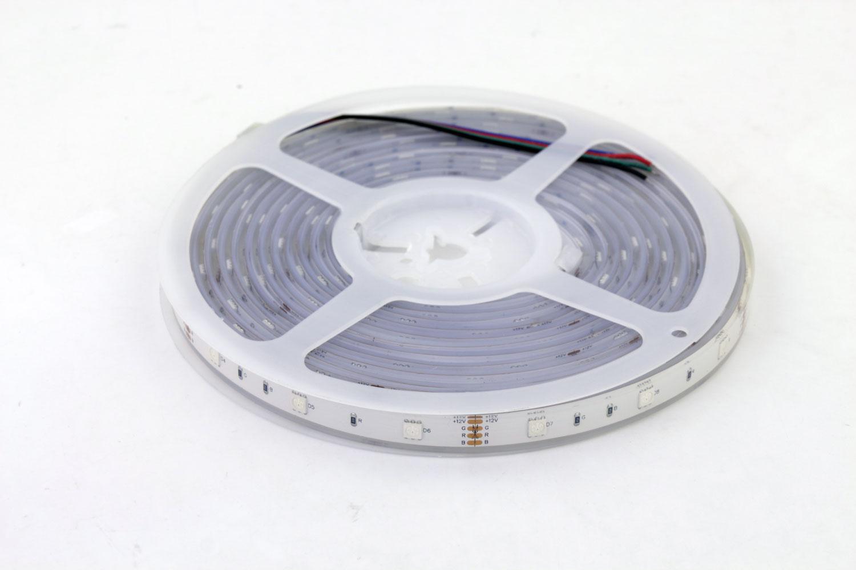 5050 12V Waterproof RGB Color LED Strip Lights