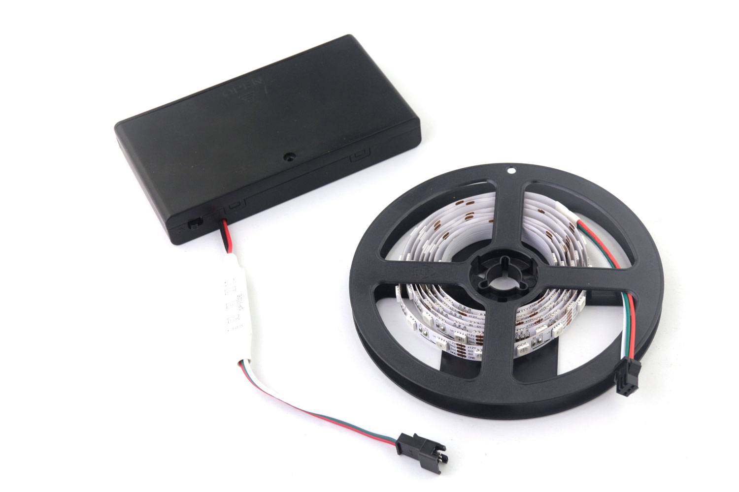 Battery Powered LED Strip