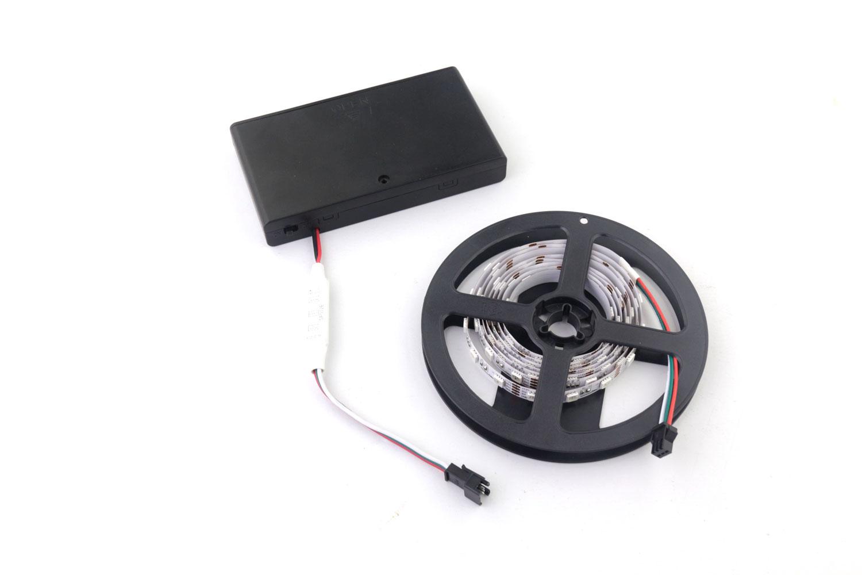 Battery Powered LED Strip Lights