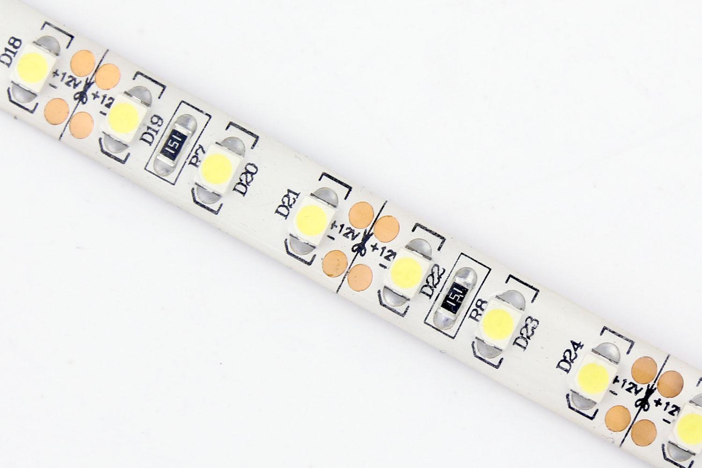 3528 120leds/m 12V White Color Waterproof LED Strip Lights