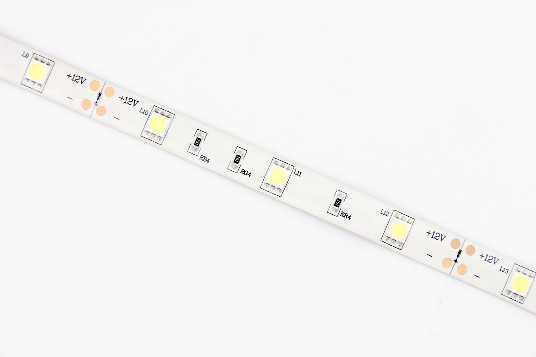 5050 30leds/m 12V White Color LED Strip Lights