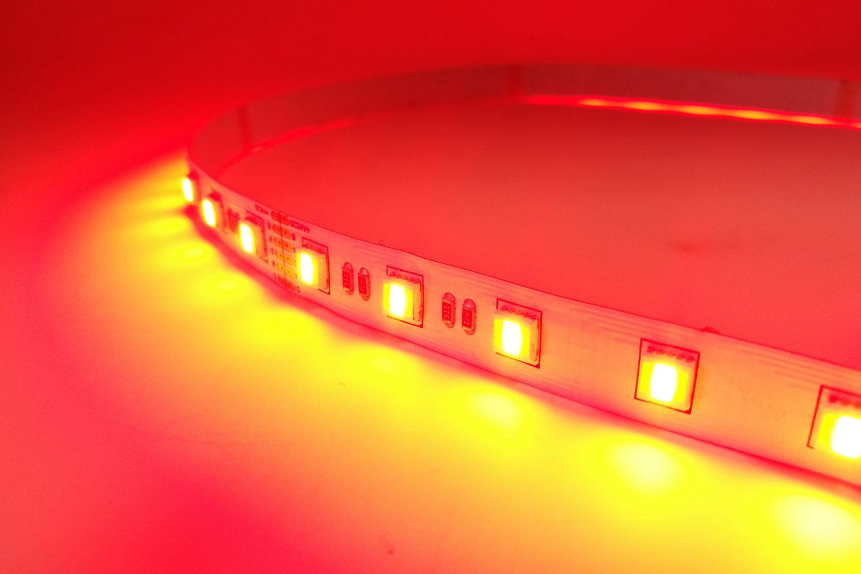 5050 24V RGB+White+Warm White Color RGBCCT LED Strip Lights