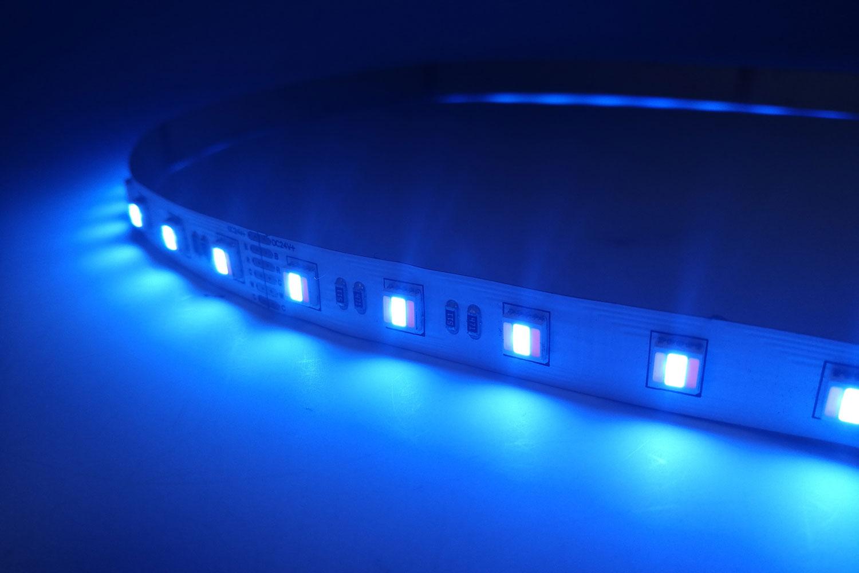 5050 RGB+White+Warm White Color RGBCCT LED Strip Lights