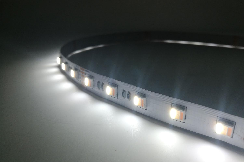 RGB+White+Warm White Color RGBCCT LED Strip Lights