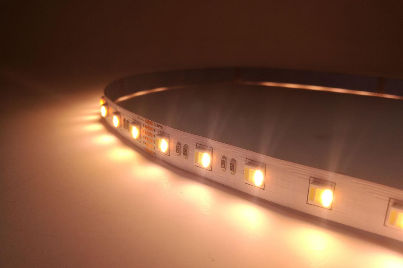 5050 RGBCCT LED Strip Lights