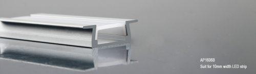 LED Aluminum Profile AP1606B 21.9x6.7mm