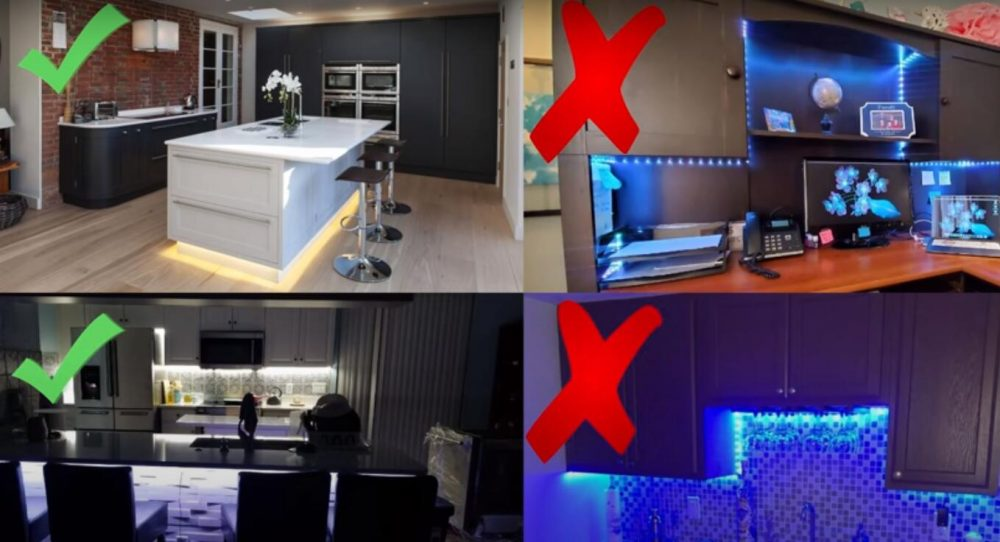 7 Common Misuses of LED Strip Light and How Can We Avoid Them